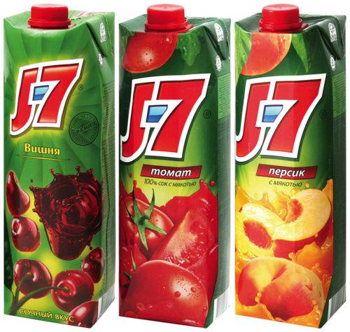 Сок J-7