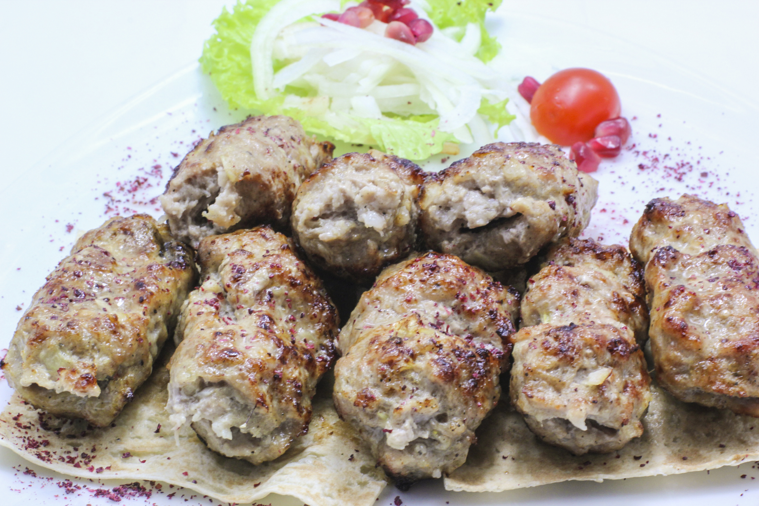 Люля - Кебаб из телятины
