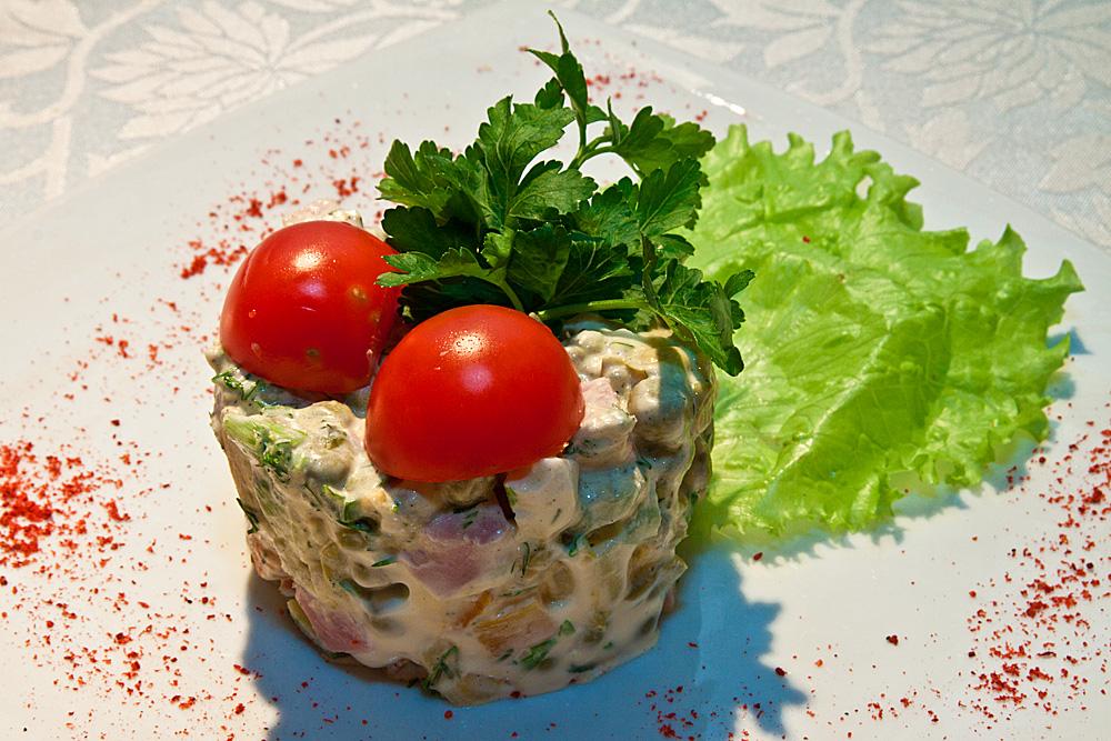 Салат «Столичный»
