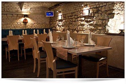 Грузинский ресторан