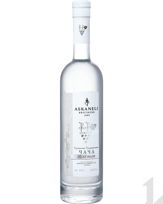 Чача Платинум (виноградная водка)